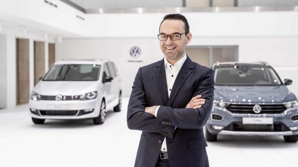Volkswagen: Car.Software-Chef Christian Senger muss gehen