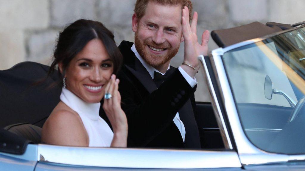 Herzogin Meghan und Prinz Harry: Ex-Royals für Protz SUV kritisiert