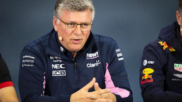 Erklärter Vettel-Fan: Racing Point-Teamchef Otmar Szafnauer.  (Quelle: imago images / HochZwei)
