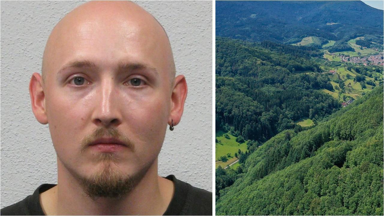 Wald-Rambo in Oppenau: Polizei bittet Yves Rausch anzurufen!  - Inlandsnachrichten