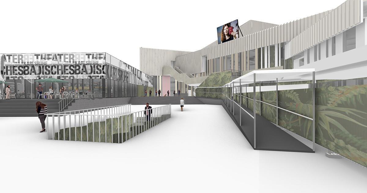 Neue Kostenexplosion: Die Renovierung des Staatstheaters kostet maximal 500 Millionen Euro