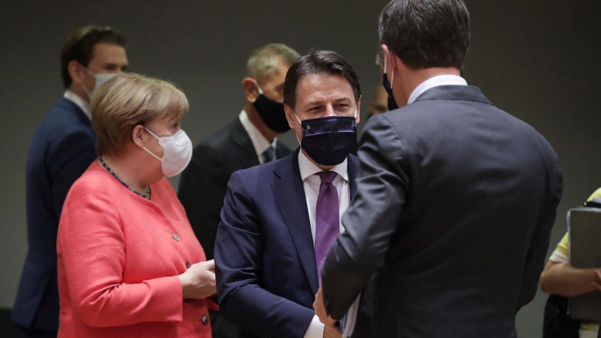 EU-Gipfel: Zwei Länder sind gegen Subventionen wie Koronahilfe