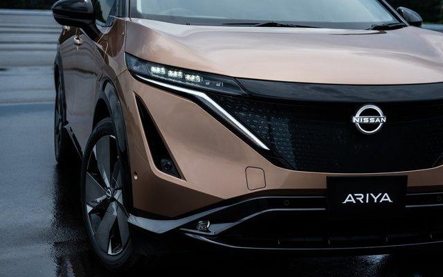Der Nissan Ariya