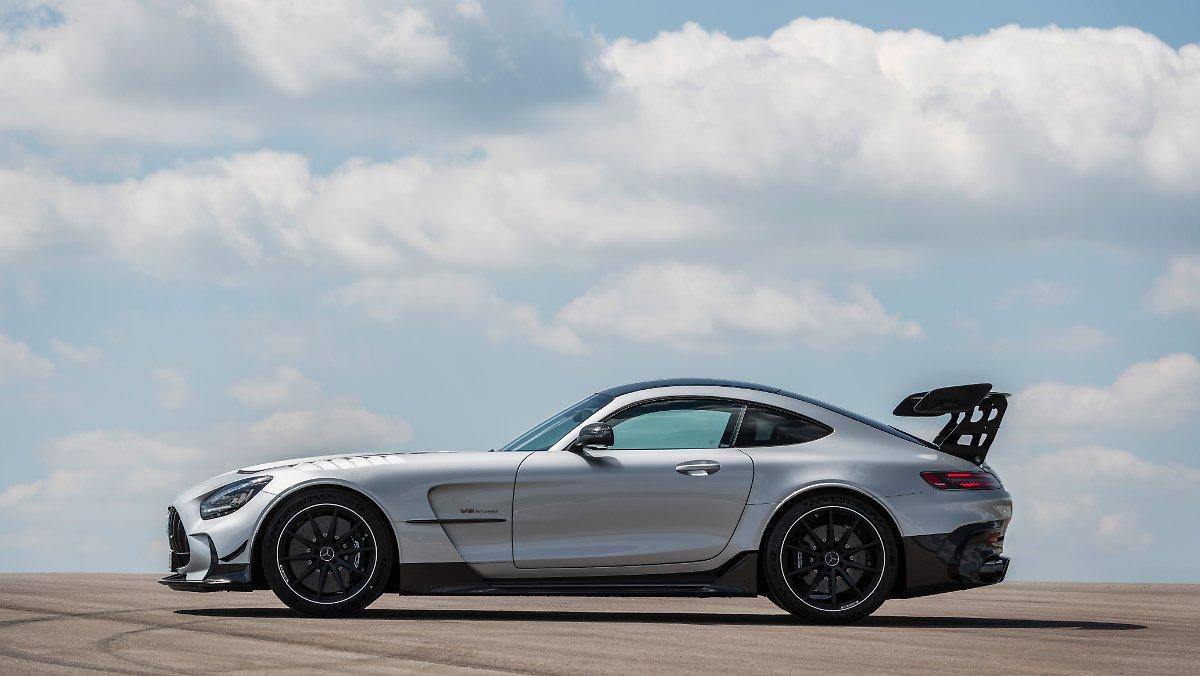 Code M178 LS2: AMG GT Black-Serie - stärker als je zuvor