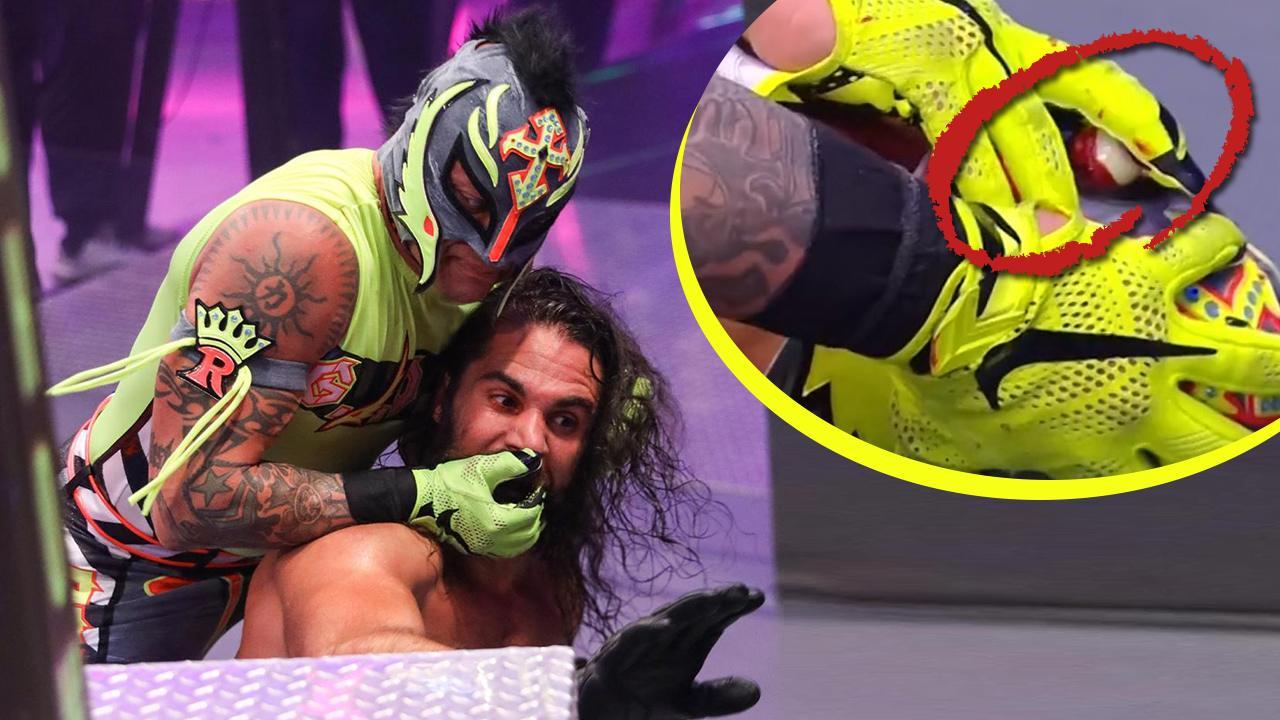 """Wrestler verliert bei der WWE Show das Auge: Ekelhafte Szenen in """"Extreme Rules"""" - Menschen"""