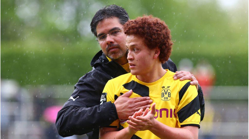 """Amini: Der Kampf zwischen BVB-Talenten war """"skrupellos"""" - """"Jeder für sich da"""""""