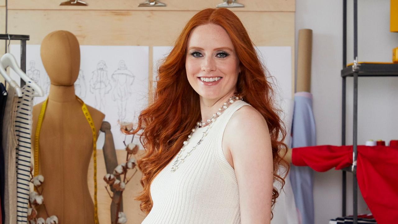 Barbara Meier: Baby da!  Das Ex-GNTM-Modell enthüllt den Namen ihrer Tochter - Menschen