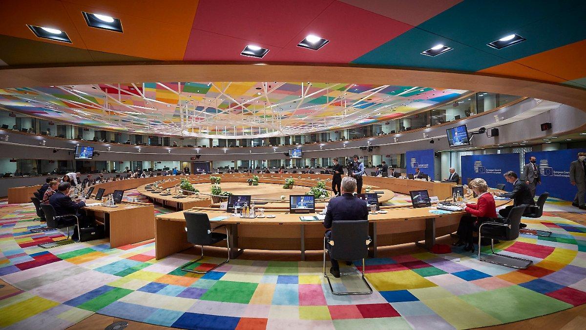 Die Verhandlungen kommen zum Stillstand: Der EU-Gipfel wird verlängert