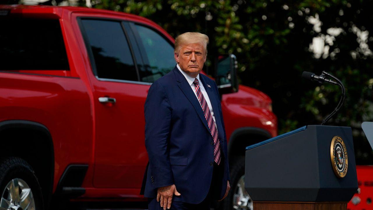 Donald Trump: Der republikanische Gouverneur Larry Hogan kritisiert das Krisenmanagement