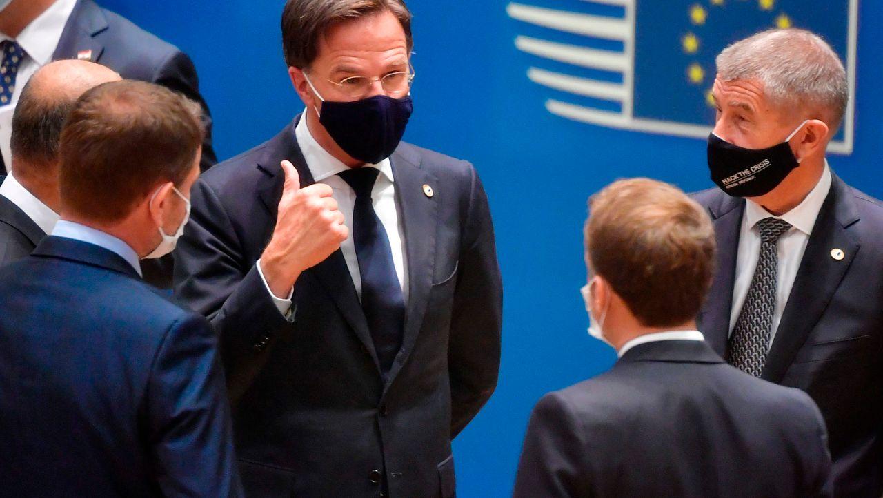 EU-Koronagipfel: Der Kompromissvorschlag der Niederlande zu Subventionen ist positiv
