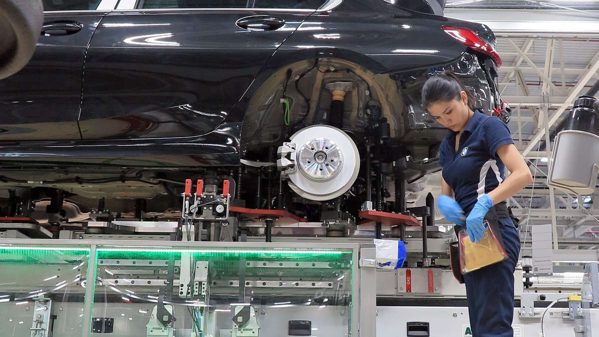 Erinnert: Statistiken über BMW, Daimler und VW (Made in Germany) zeigen erstaunliche Dinge