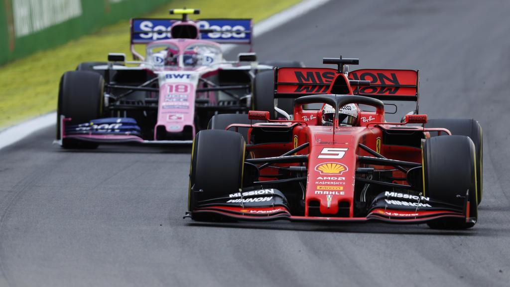 """Formel 1: Hammer einfetten! Wechseln Sie zu Racing Point """"wahrscheinlich schon erledigt"""""""