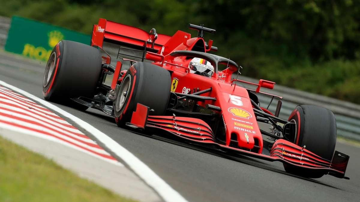 Formel 1: Nach einem weiteren F1-Debakel - Ferrari-Kumpel di Montezemolo - sagt Scuderia schlecht voraus