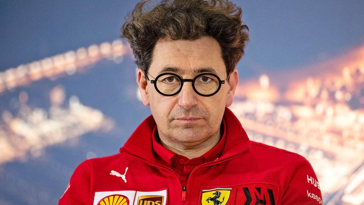 Formel 1: Vettels Ferrari-Chef Mattia Binotto gibt Motorentricks zu - Formel 1