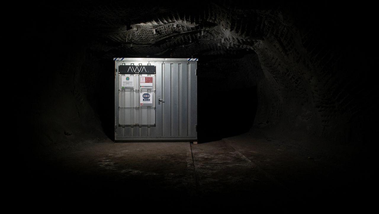 GitHub-Archiv im Eis: Microsoft sperrt MS-DOS und Wordpress im Bunker