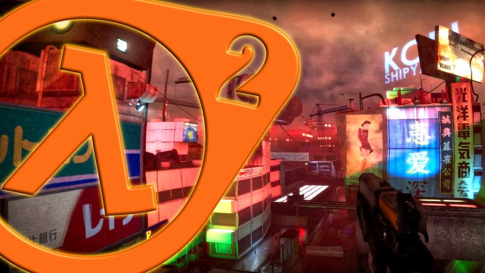 G-String hat fast nur den Motor mit Half-Life 2 gemeinsam.