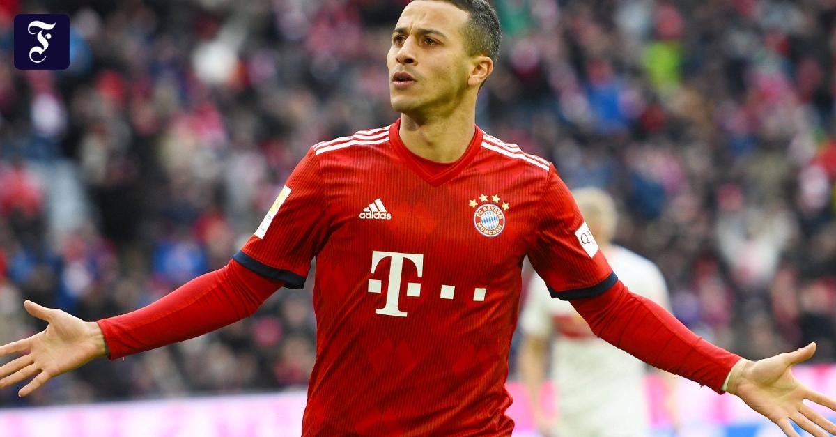 Liverpool will Bayern München Mittelfeldspieler Thiago