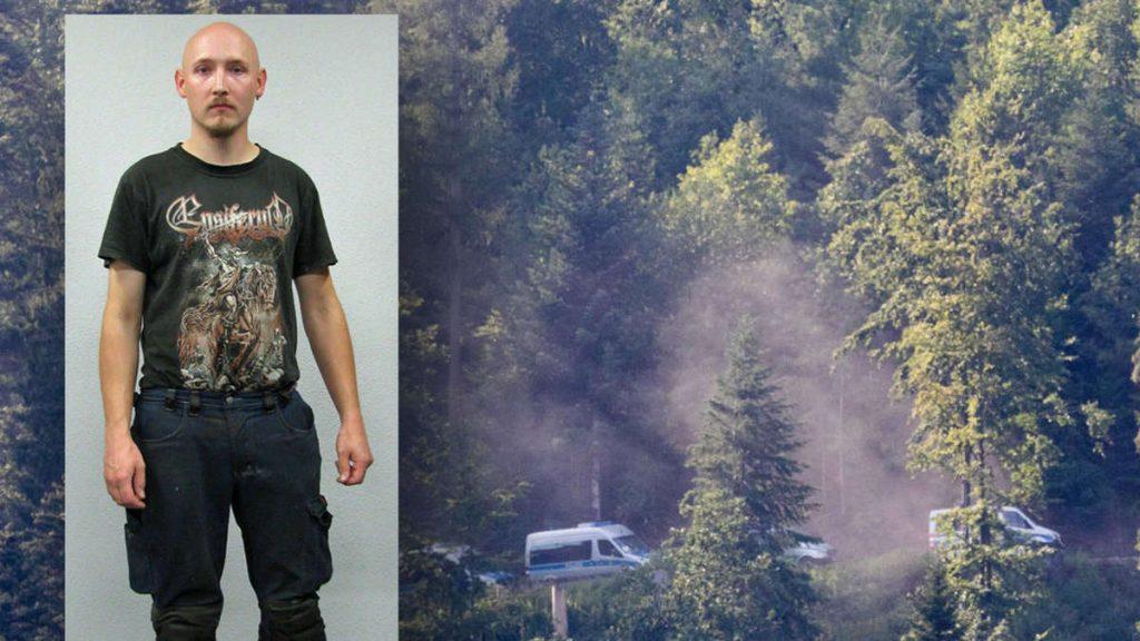 Oppenau (Schwarzwald): Yves Rausch immer noch flüchtig - Mysteriöse Manifestation schockiert und lässt Sie tief schauen