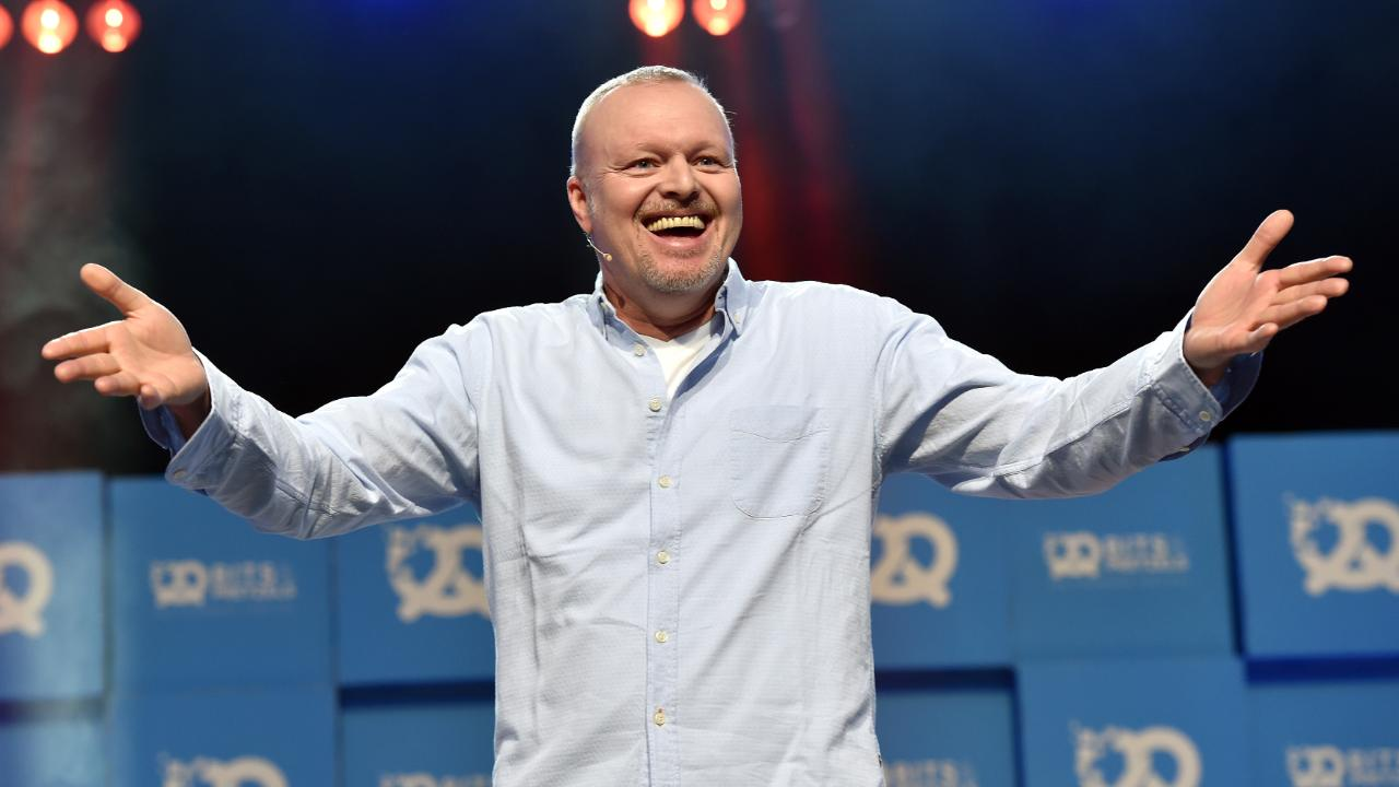 Stefan Raab: erste Show für RTL - TV