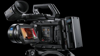 Super 35 Sensor: 12K Videos mit Blackmagic Ursa Mini Pro