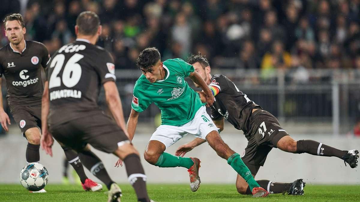 Werder Bremen: Juve Wechsel? Nein! Eren Dinkci wechselt zu SVW!