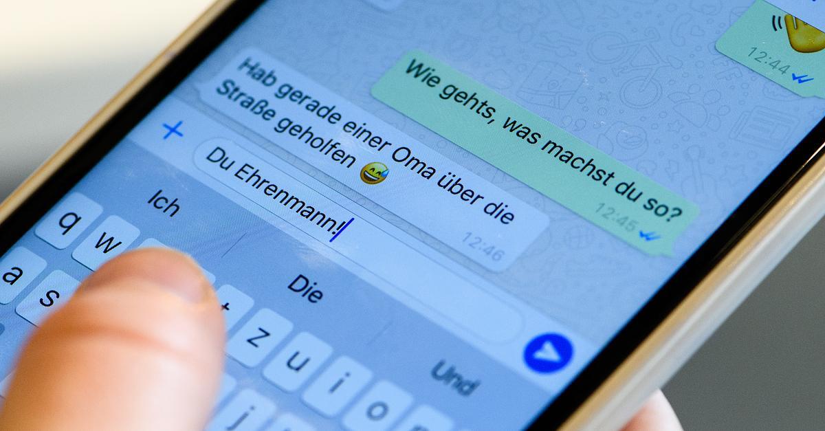 WhatsApp: Diese geheime Funktion zeigt, mit wem Sie am meisten schreiben