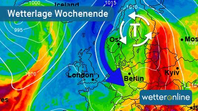 14-Tage-Wetter Deutschland - Wettertrend - WetterOnline