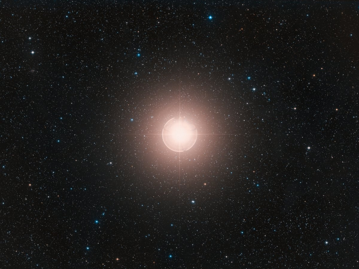 Betelgeuse wird wieder dunkler: ein weiterer Erklärungsversuch