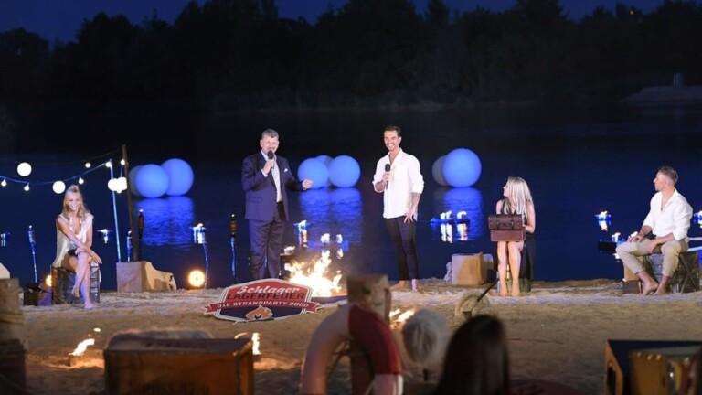 Semino Rossi war auch am Freitagabend von Florian Silbereisen zu Gast (Bild: MDR / JürgensTV / Beckmann)