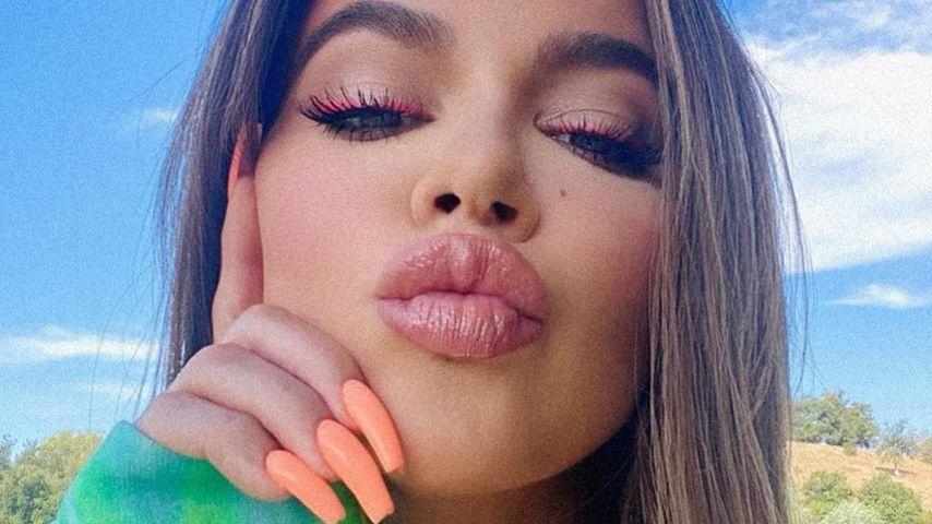 Khloé Kardashian im Juli 2020