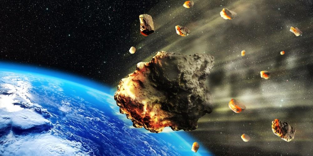 Gruselig: Asteroid hat die Erde näher als je zuvor verpasst