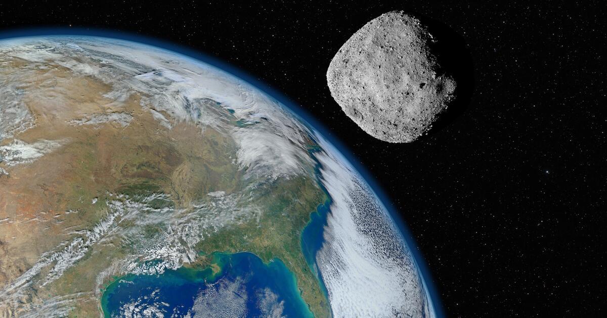 Asteroid 2020 QG rast wie nie zuvor an der Erde vorbei