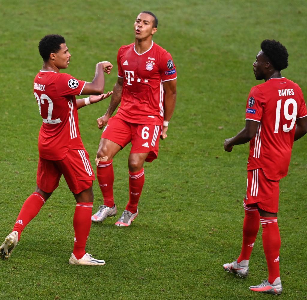 Olympique Lyon - Bayern München