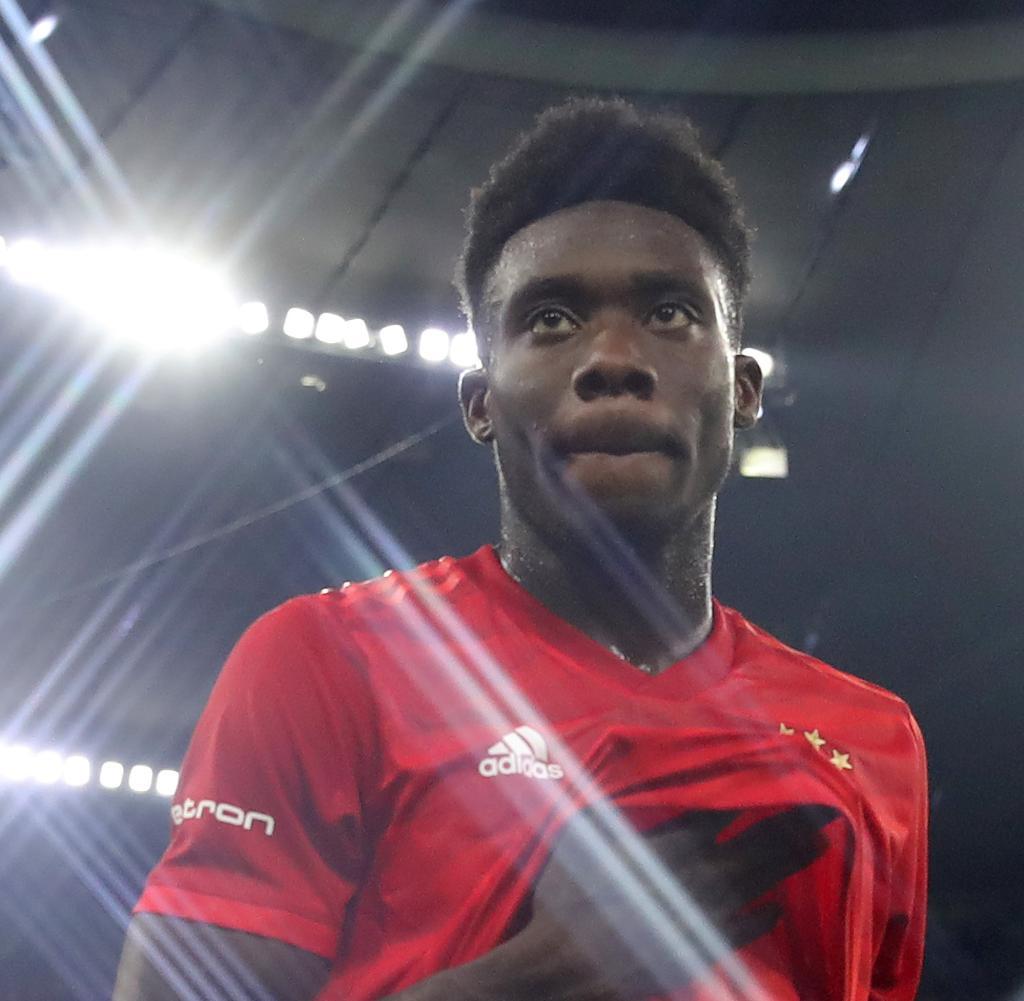 Bayern München gegen Fenerbahce - Audi Cup 2019 Halbfinale