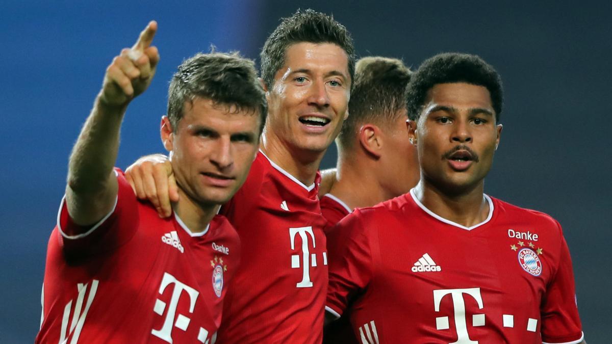 Champions League: Rekord Bayern dank Gnabry im Finale gegen Tuchel