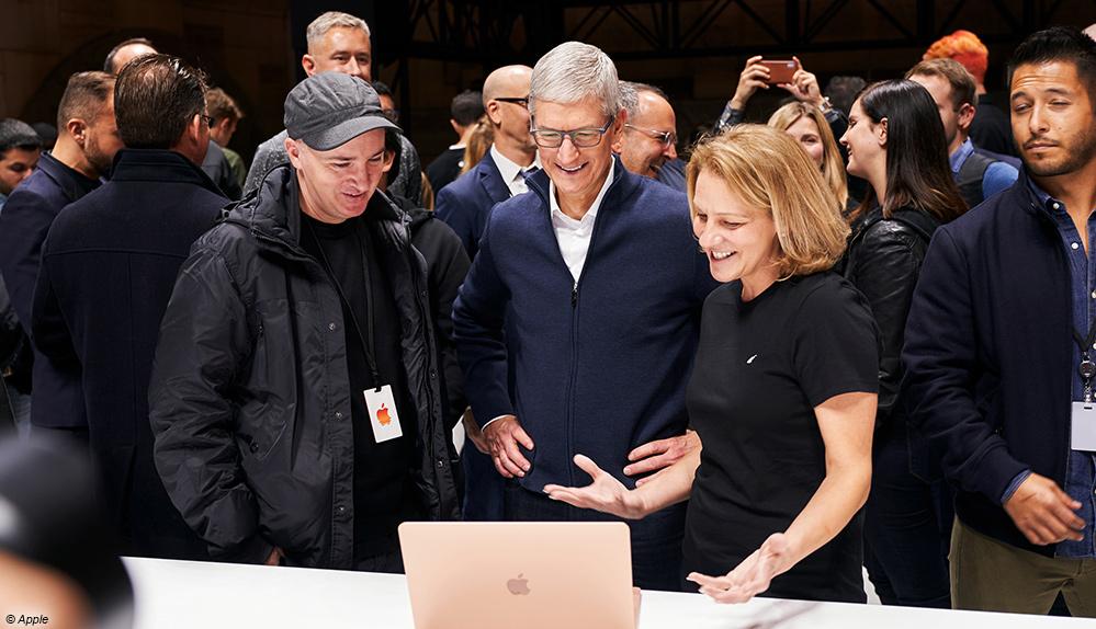 """Apple befürchtet im """"Fortnite"""" -Streit das Geschäftsmodell des App Store"""