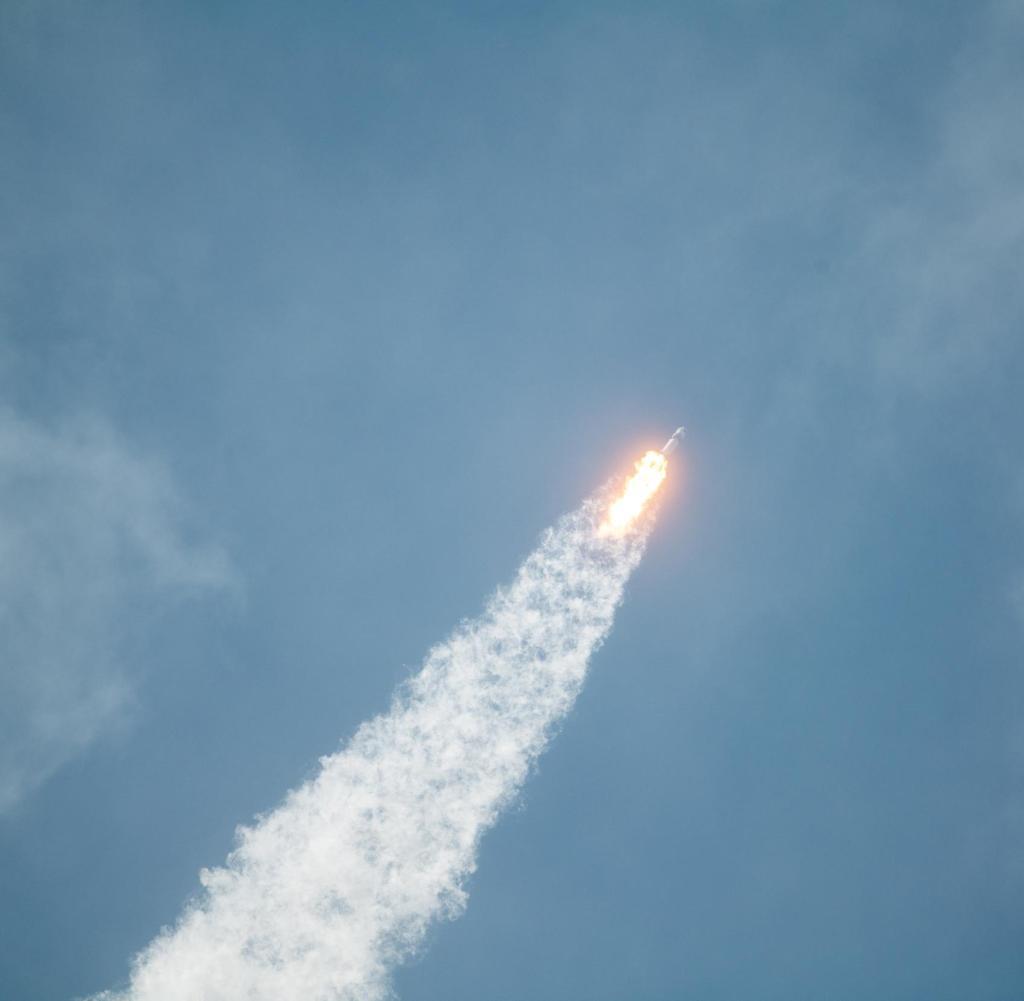 Die Industrie drängt seit einiger Zeit darauf, dass Deutschland einen Raketenstartplatz auf dem Wasser bekommt