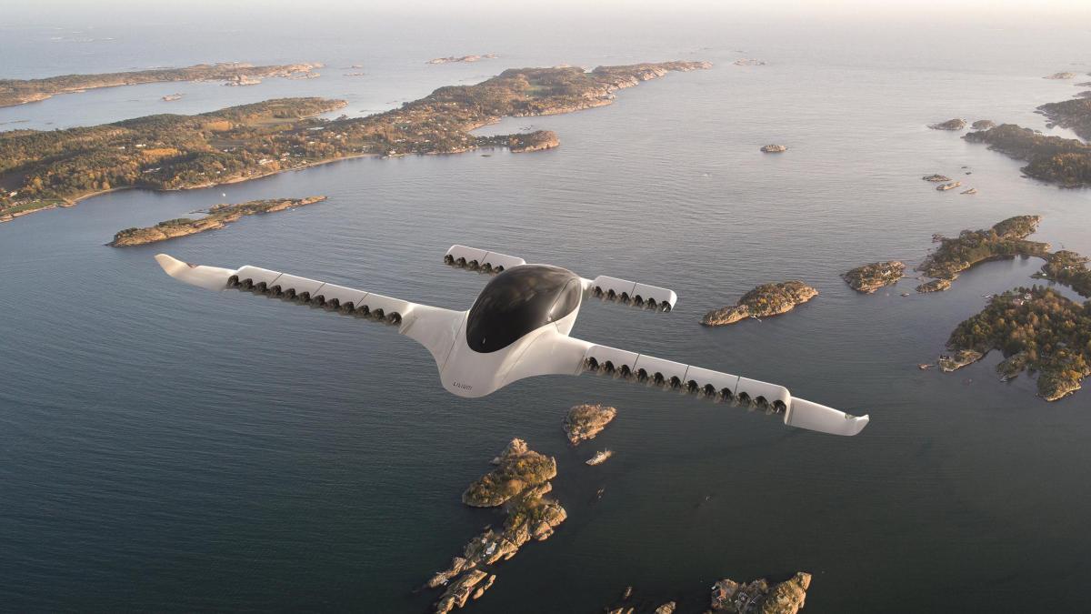Lilium: Ex-Airbus-Chef erwartet, dass das deutsche Lufttaxi erfolgreich sein wird