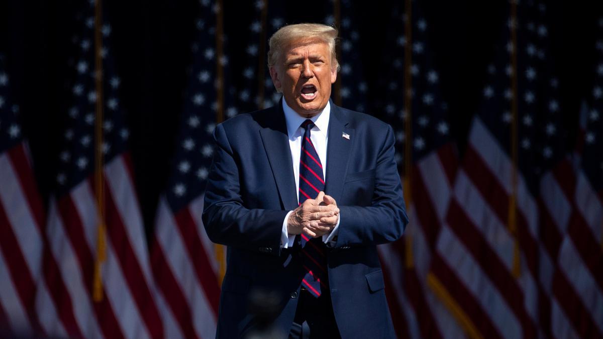 Republikanischer Konvent: Dies sind Trumps Zusagen zur Wiederwahl