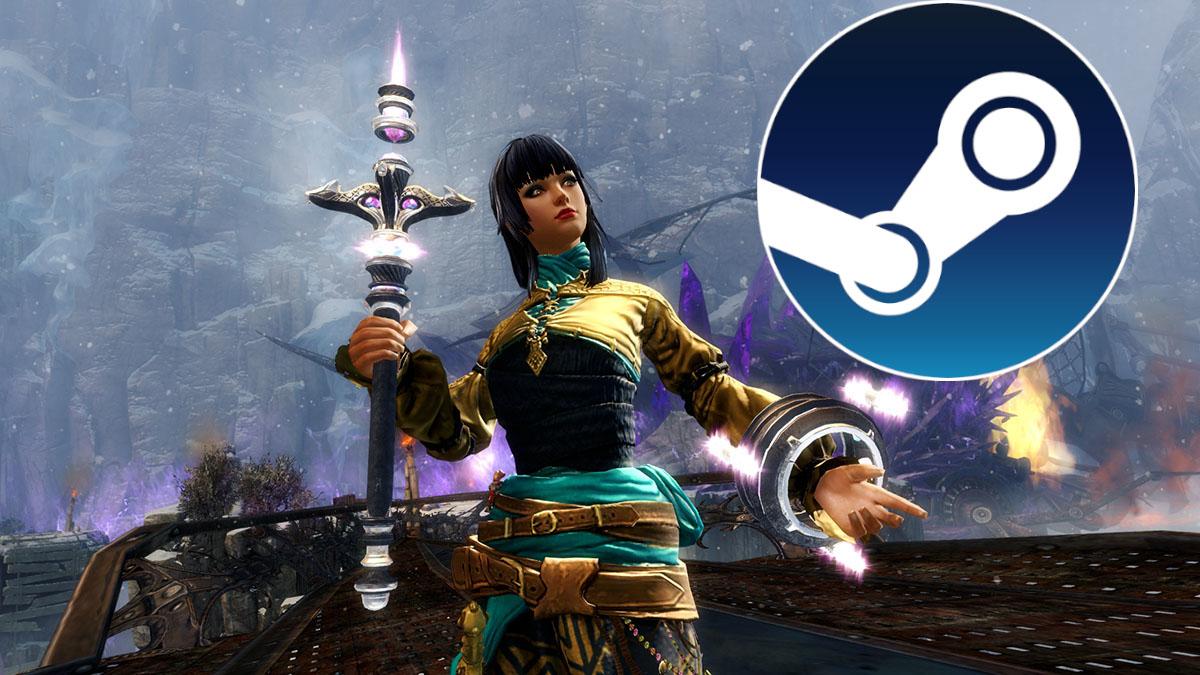 Guild Wars 2 Steam