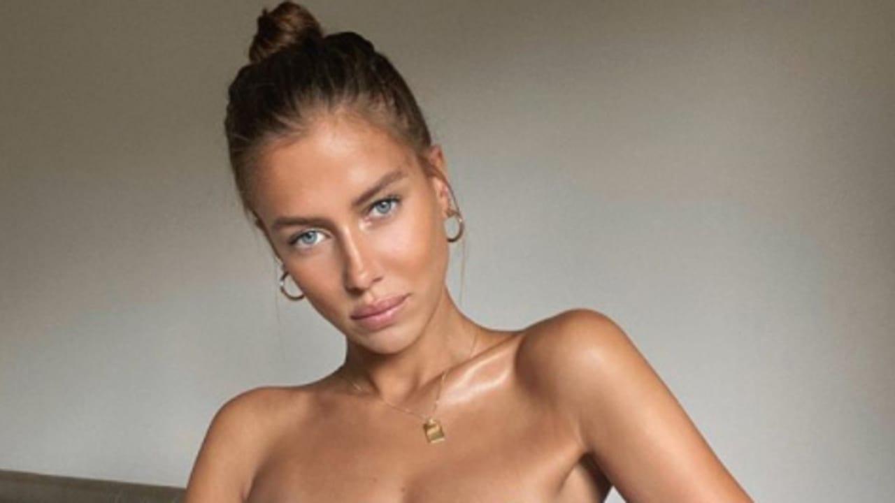 Angelina sehen - ist das deutsche Model Brad Pitts neu? - Menschen
