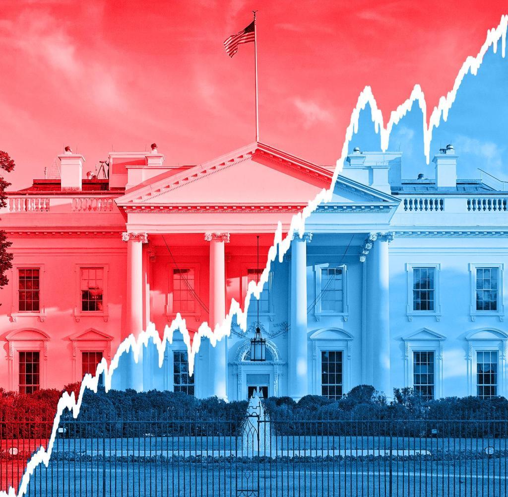 Ob das Weiße Haus in den Händen von Demokraten oder Republikanern liegt, macht für Investoren einen signifikanten Unterschied