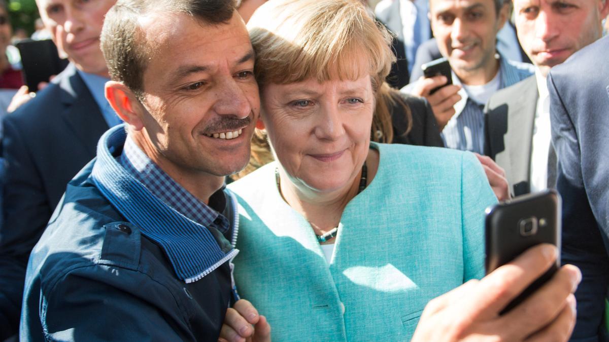 """Merkel über den Satz """"Wir können es schaffen"""": """"Ist unabhängig geworden. Aber es spielt keine Rolle"""""""
