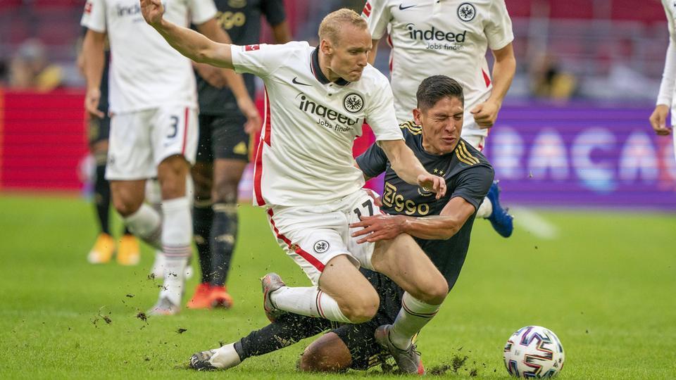 Eintracht Frankfurt verliert Freundschaftsspiel bei Ajax Amsterdam | hessenschau.de