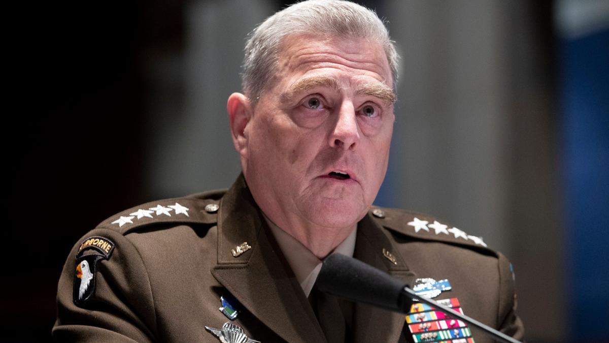 So würde das Militär reagieren, wenn Trump sich weigert, eine Niederlage hinzunehmen