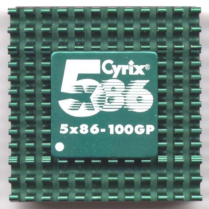 Cyrix 5x86