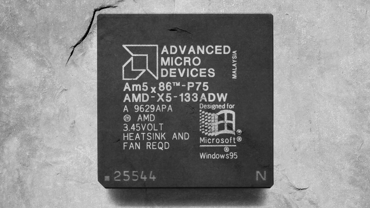 C:B_retroAusgabe_45: Wie AMD mit dem Am5x86 das P-Rating einführte