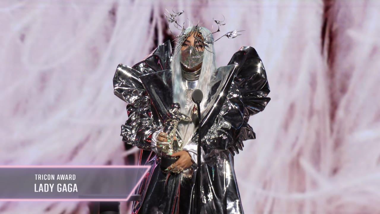 MTV Video Music Awards - Die Nacht von Lady Gaga und Ariana Grande - Menschen
