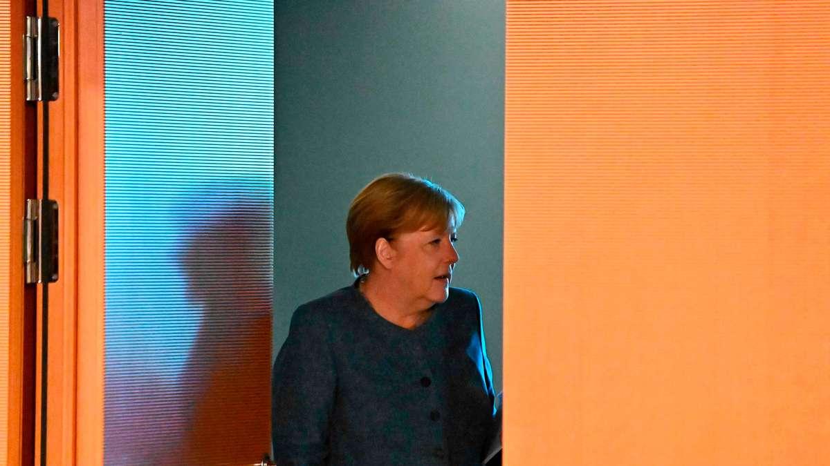 """Angela Merkel über die Koronasituation in Deutschland: Informationen aus dem CDU-Treffen - """"betreffend"""""""
