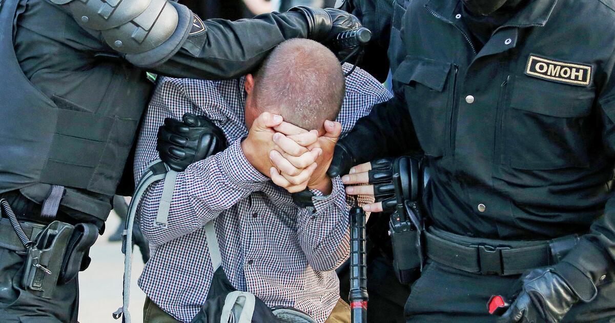 Angriff und Stromschlag: Die in Belarus freigelassenen Personen beschreiben die Haftbedingungen